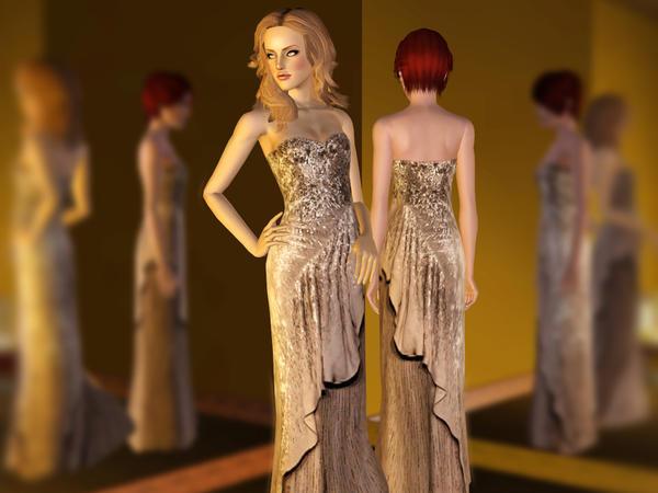 Heidi's Dress By -April- TSR W-600h-450-2079936
