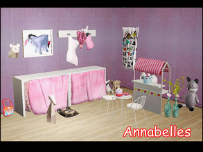 Downloads sims 2 sets rooms kids bedrooms - Sims 3 babyzimmer ...