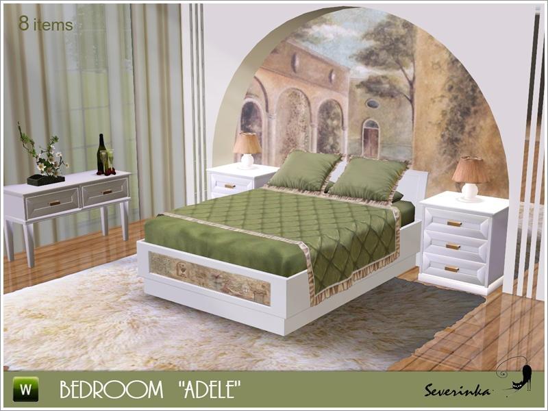 Severinka S Bedroom Adele