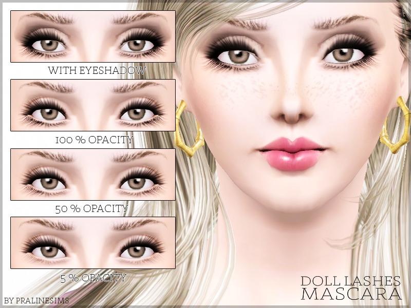 Pralinesims Doll Lashes Mascara