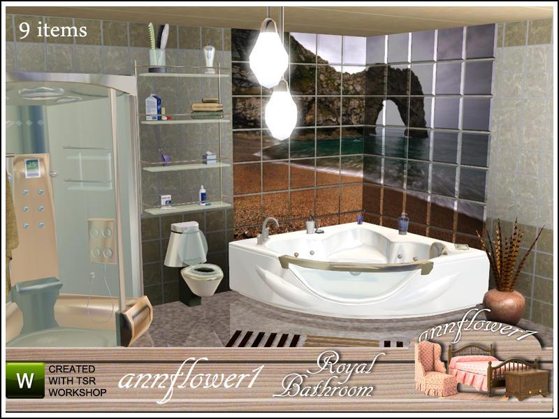 Amazing Sims 3 Badezimmer Photos - Moderne Vintage ...