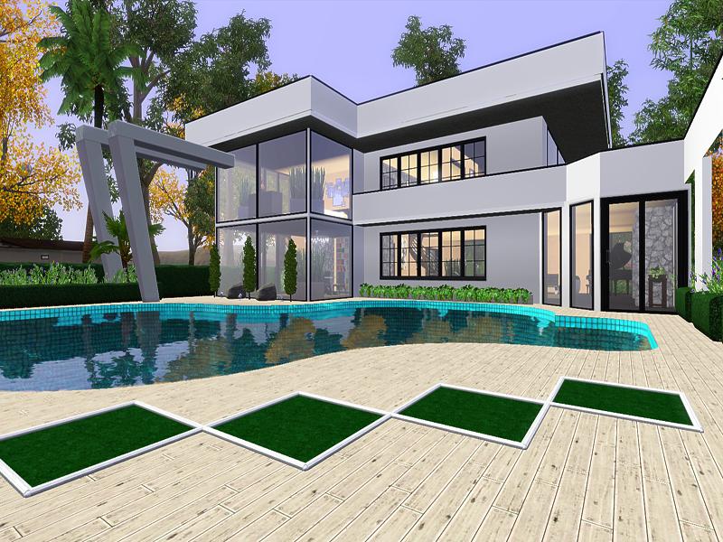 Pralinesims design home 29
