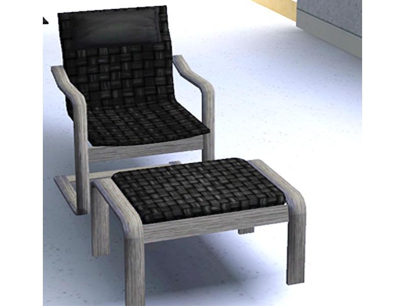 TheNumbersWoman s Ikea Inspired Biliden Living Lounge Chair
