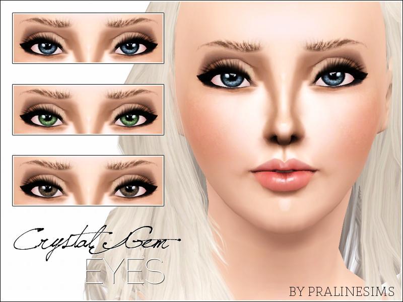 Sims 3 Makeup - 'kawaii'