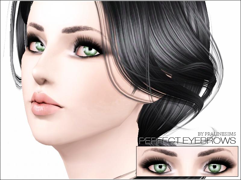 Pralinesims Diva Eyebrows Set