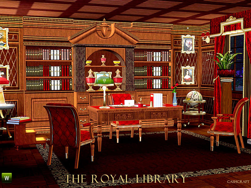 Cashcraft S The Royal Library
