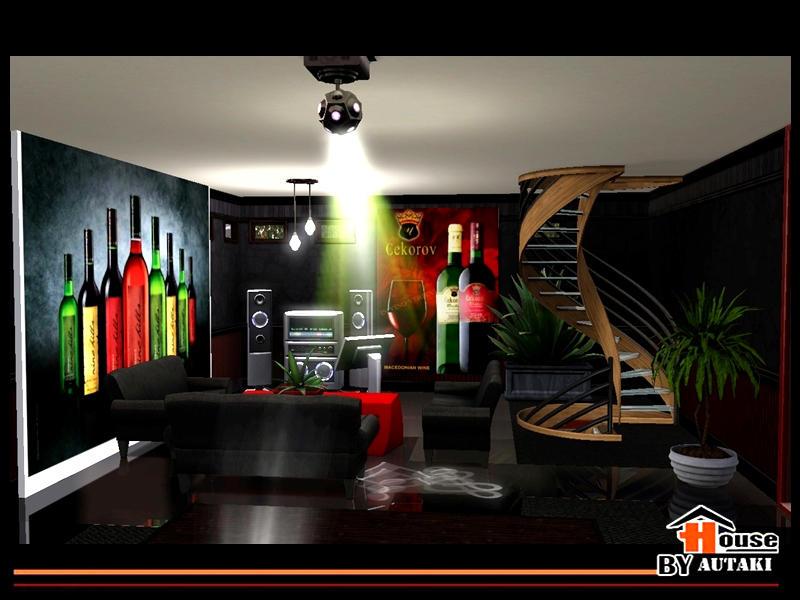 Autakis Red Disco Club And Bar