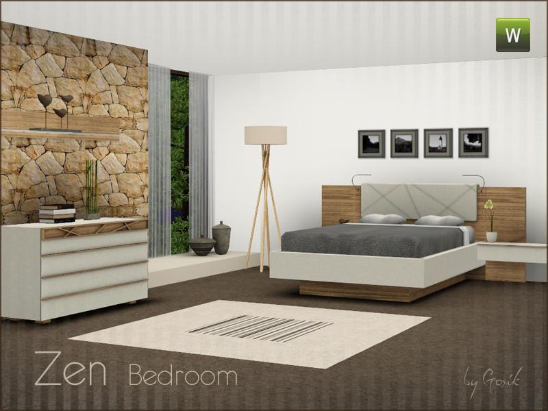Gosik 39 s zen bedroom for Zen type bedroom ideas