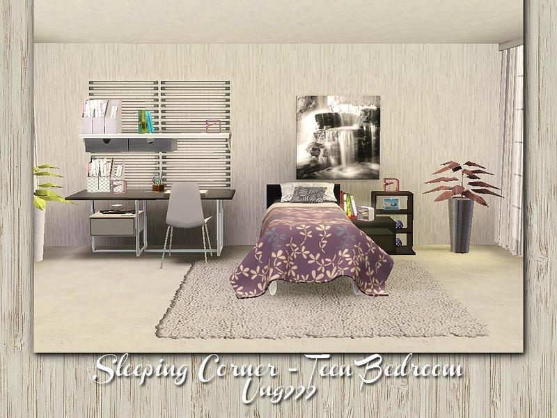 Ung999 S Sleeping Corner Teen Bedroom