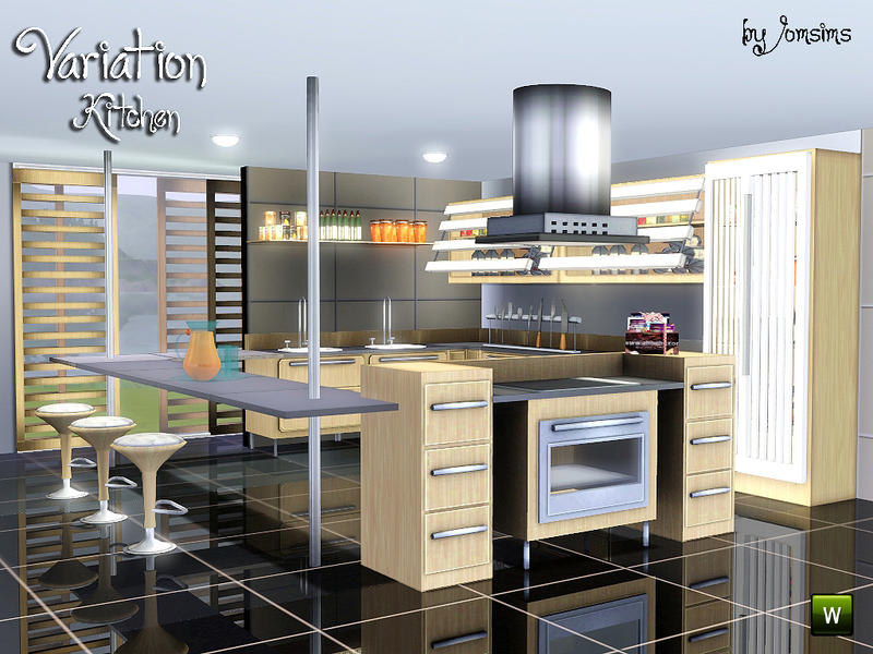 Jomsims' Kitchen Variation