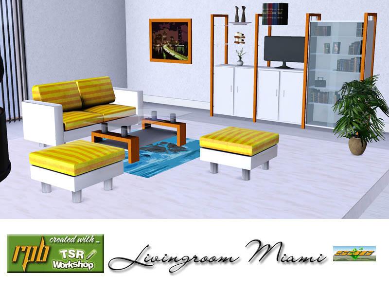 Ruhrpottbobo 39 S Livingroom Miami
