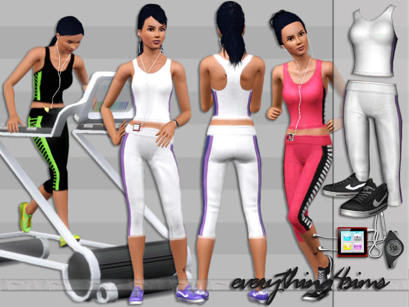 sims 3 athletic skill