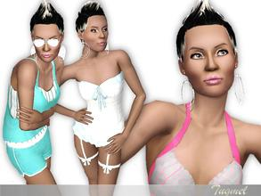 Sims 3 — Female ModeL-50 [Young Adult]  by TugmeL — Young Adult Female Model Created this design EP and SP: Sims-3