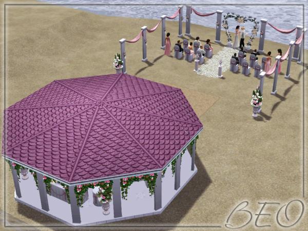 BEO's Wedding On The Beach