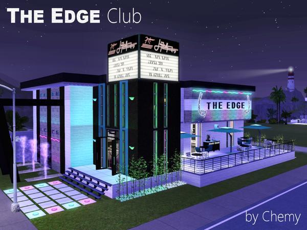 Где ночной клуб в симс афиша ночные клубы барнаула афиша