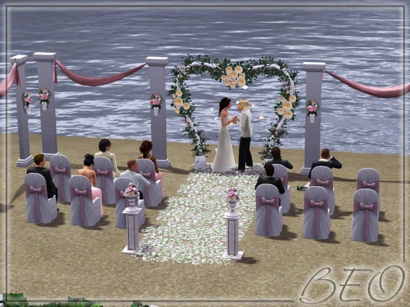 Как сделать свадьбу в симс три - Rodnikl.ru