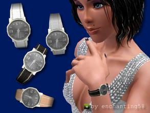 Sims 3 — Stylish Watch for Women  by enchanting58 — by enchanting58 - Please. DO NOT re-uploaded - I hope you like them!