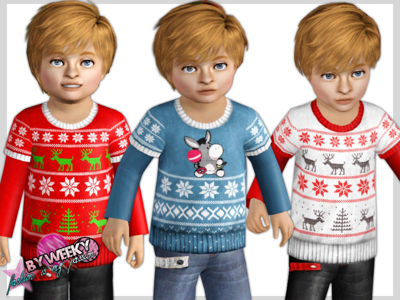 christmas sweater for toddler boys