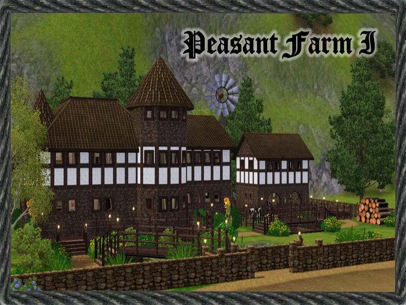 peasant farm