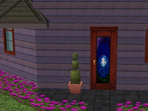 Sims 2 — Colorful Siding Set - midnight by zaligelover2 — Siding.