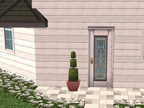 Sims 2 — Colorful Siding Set - snow by zaligelover2 — Siding.
