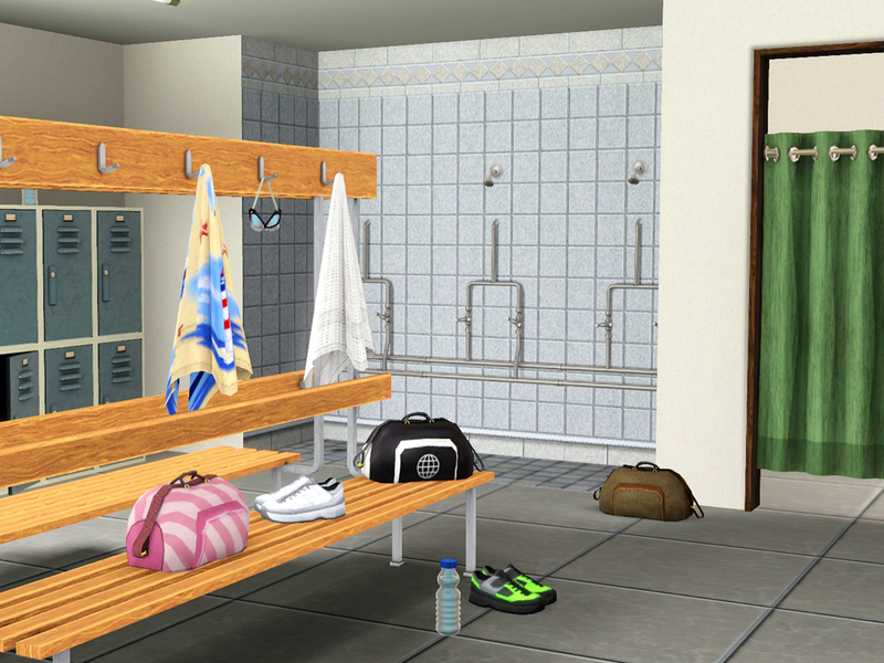 Cyclonesue\'s Changing Room!