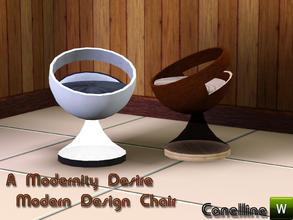 Sims 3 — A Modernity Desire. Modern Design Chair by Canelline. by Canelline — A Modernity Desire. Modern Design Chair by