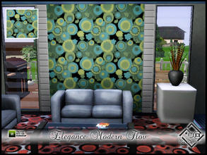 Sims 3 — Elegance Modern Flov by Devirose — By Devirose-Created with Tsr Workshop,base game compatible-Emjoy^^