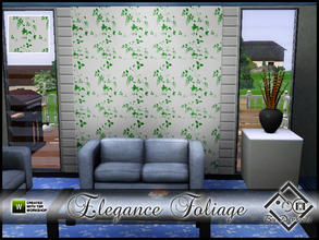 Sims 3 — Elegance Foliage by Devirose — By Devirose-Created with Tsr Workshop,base game compatible-Emjoy^^