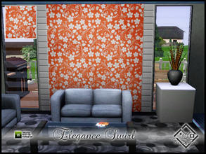 Sims 3 — Elegance Swirl by Devirose — By Devirose-Created with Tsr Workshop,base game compatible-Emjoy^^