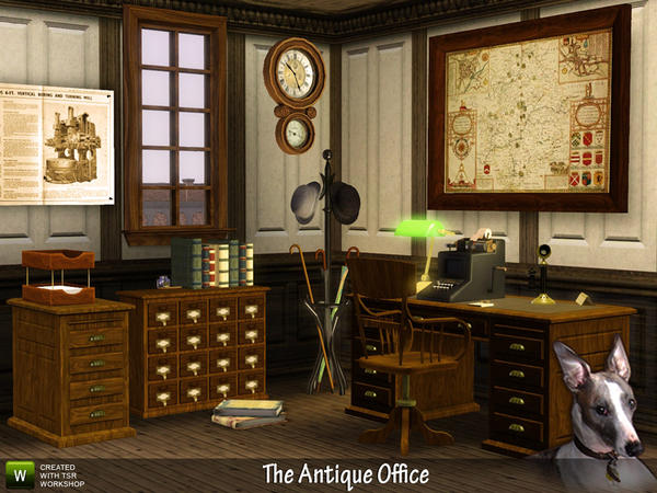 Cyclonesue S The Antique Office