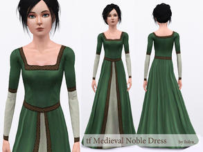 Sims 3 Clothing - 'medieval'