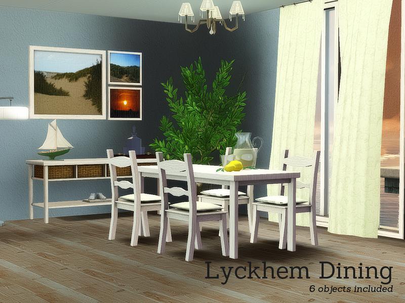 Ikea Esstisch Lyckhem ~ Angelas Lyckhem Dining