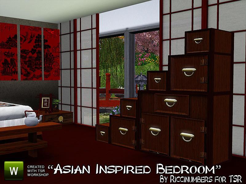 thenumberswoman 39 s asian inspired bedroom