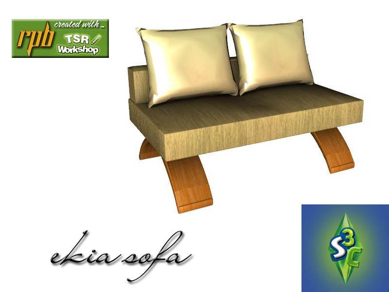 Ruhrpottbobo 39 s s3c ekia sofa - Ekia furniture ...
