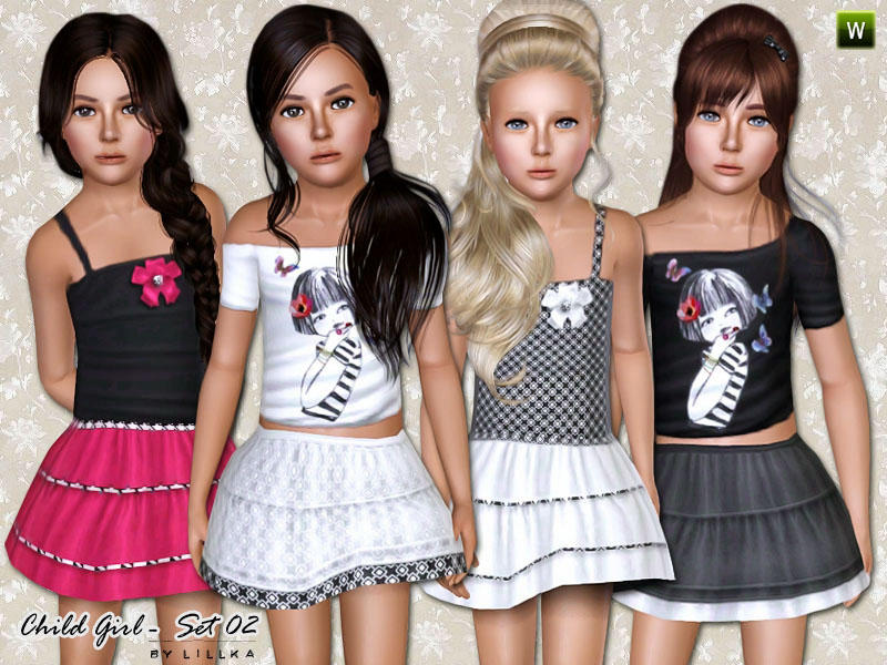 Outfits Sets Sims 4 – PhoneNinja