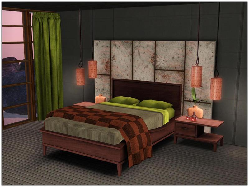 Sim Man123 39 S Veiro Bedroom