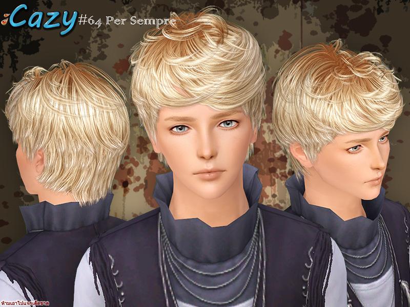 Cazy S Per Sempre Hair Male