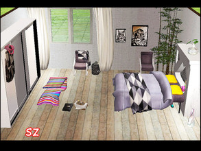 Downloads Sims 2 Sets Rooms Master Bedrooms
