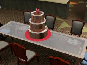 Wedding Cake Sims 4.Sims 3 Downloads Wedding Cake