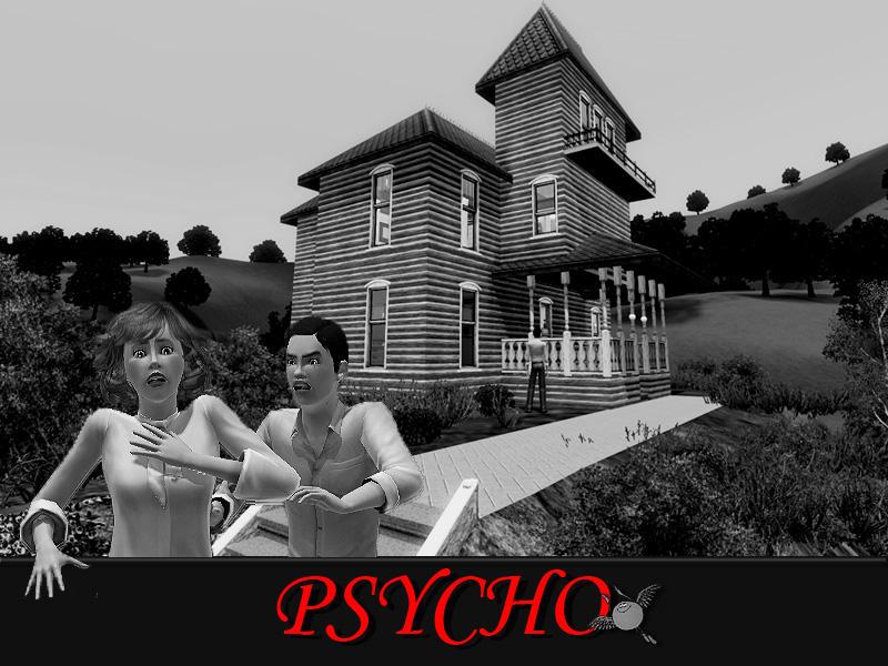 Evi Psycho Bates Motel