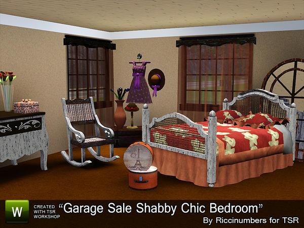Thenumberswoman 39 s garage sale shabby chic bedroom - Shabby chic bedroom sets for sale ...