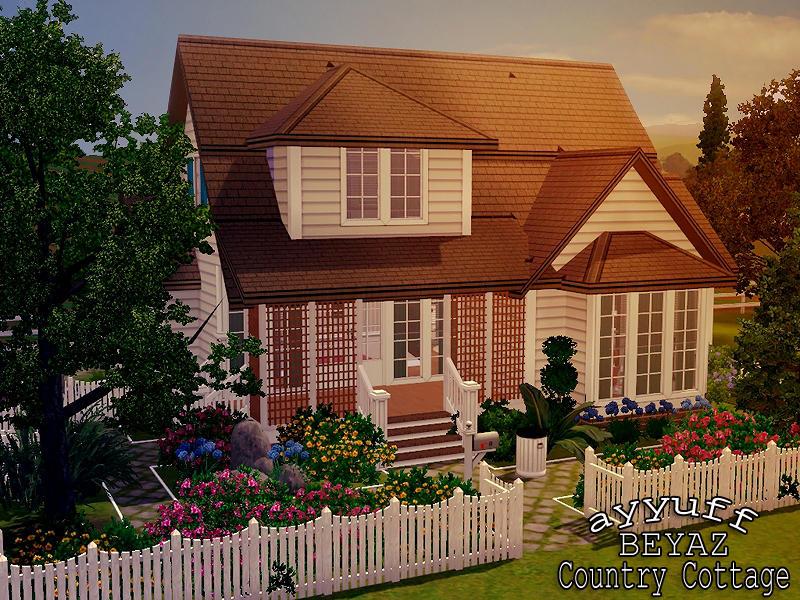 Ayyuff S Beyaz Country Cottage Furnished