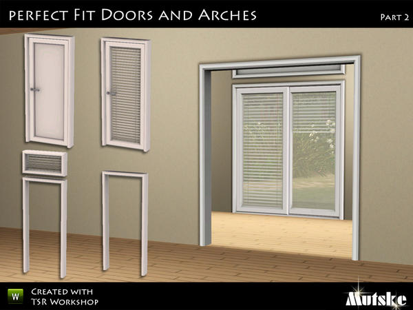 Mutske 39 S Perfect Fit Doors And Arches