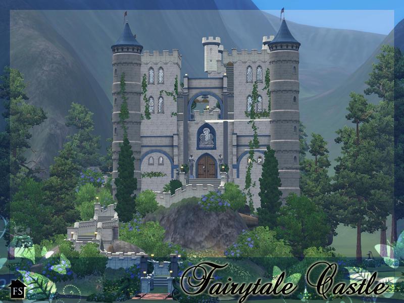 Fairytale Castle Fantasticsims Tsr