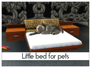 Tsr Downloads Sims 3 Objects Furnishing Pets