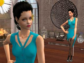 Sims 2 — Esmeralda by LovelyDaisies2 — This is Esmeralda. To install best way is with Sims 2 Clean Installer. Questions/