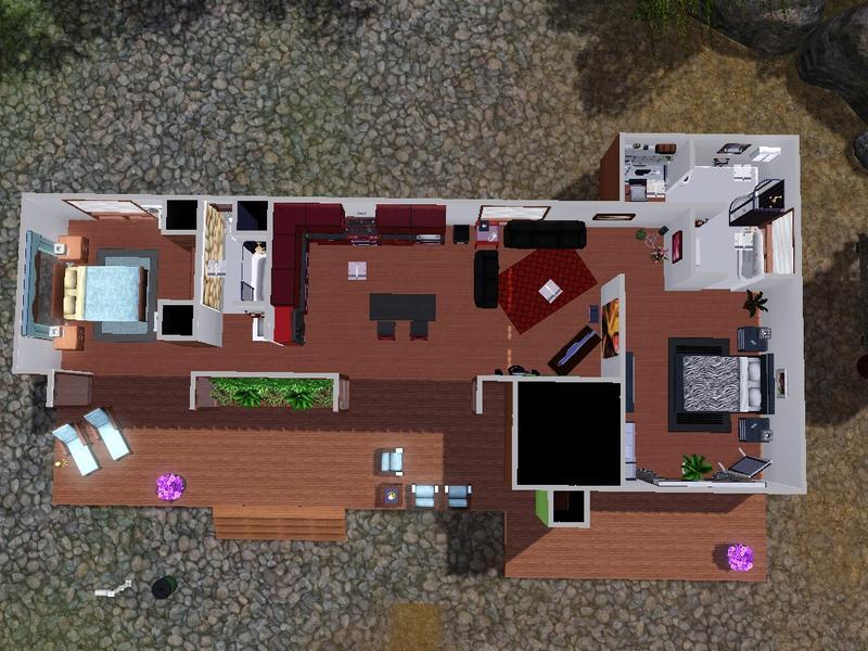 Xloesje123 39 s the hummingbird cc free for Hummingbird house plans
