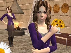Sims 2 — Lily by LovelyDaisies2 — This is Lily. To download her the best way is to use Sims 2 Clean installer. If you