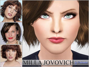 Free Sims 3 Celebrity Sims - 'evil'